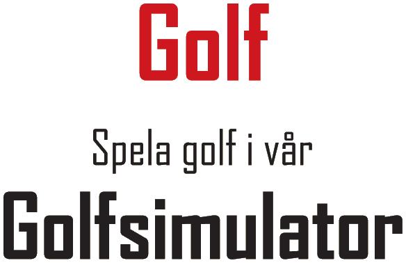 Bowling Nytt: Golf